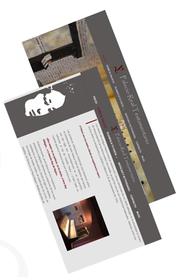 Presentación de la nueva página Web y otras actualizaciones.
