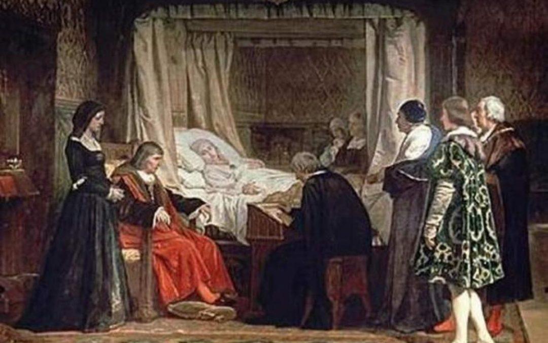 Algunas curiosidades del Testamento de Isabel la Católica