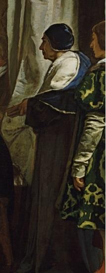 Francisco Jiménez de Cisneros, el confesor de Isabel.
