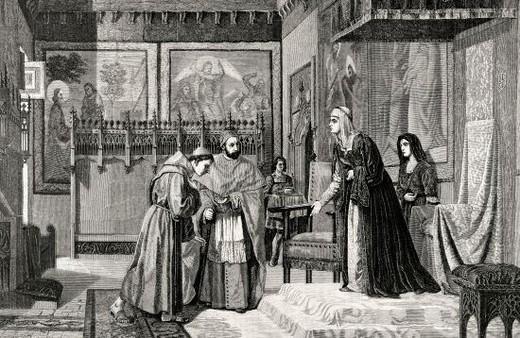 """Visita temática en el Palacio Real Testamentario: """"Francisco Jiménez de Cisneros, el confesor de Isabel""""."""