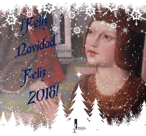 ¡Feliz Navidad… Feliz 2018!