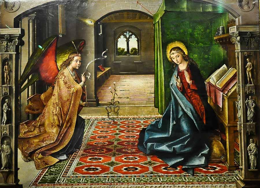La alfombra. Un lujo en el siglo XV
