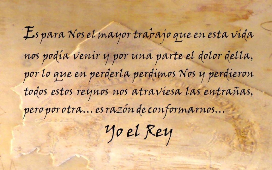 26 de noviembre… ¡15 años ya! del Centro de Interpretación de Isabel la Católica.