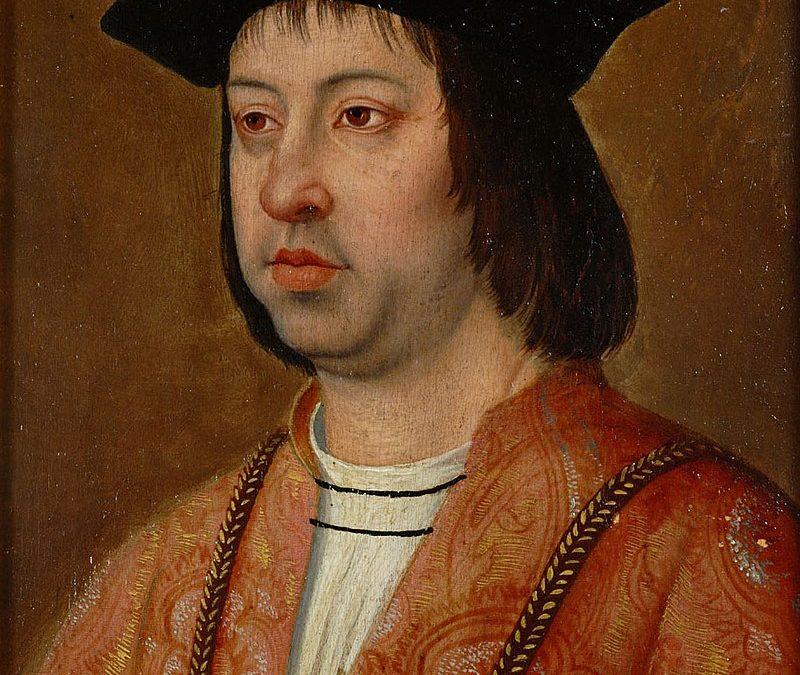 Tal día como hoy de 1452 nació el rey Fernando el Católico.