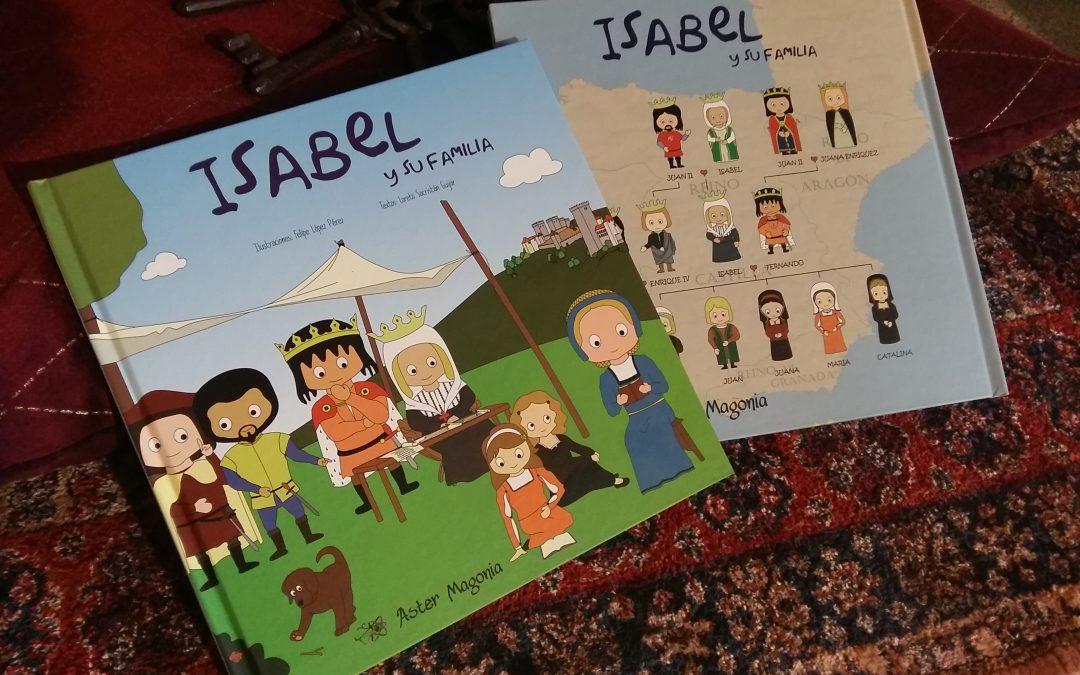 """El cuento """"ISABEL Y SU FAMILIA"""" … ¡Ya está aquí!"""