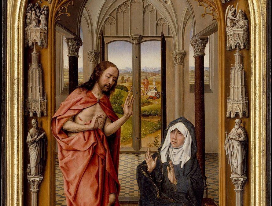 Isabel I de Castilla y su inclusión en el mundo del Arte.