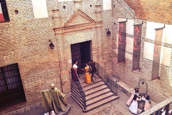 La Casa de la Reina Isabel