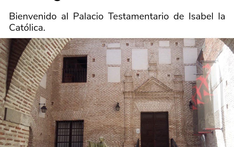 ¡Ya está disponible el nuevo audioguía virtual del Palacio Real Testamentario!
