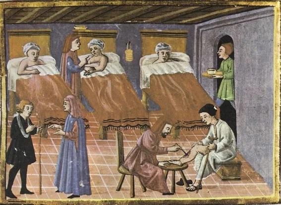 Que San Lázaro te guarde. Pandemias y epidemias de nuestro pasado.